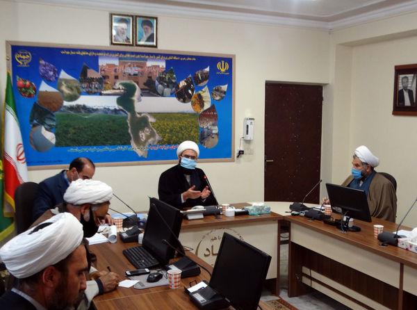 برگزاری نخستین جلسه کمیته روستایی و عشایری ستاد دهه مبارک فجر آذربایجان شرقی