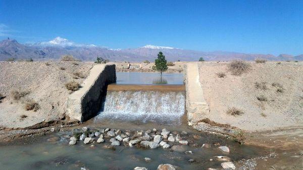 مهار ۹۸ میلیون مترمکعب از سیلاب های اخیر توسط زیرساخت های آبخیزداری و آبخوانداری