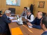 دیدار سرپرست وزارت جهاد کشاورزی با رئیس کمیسیون تلفیق بودجه سال 1399 در مجلس شورای اسلامی