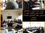 برگزاری نشست هماندیشی و هماهنگی محققین و مروجین جهاد کشاورزی در بجنورد