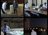 بررسی روند تولید در بزرگترین کارخانه خوراک میگو خاورمیانه در میناب
