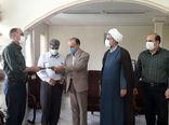 رئیس اداره زندان شهرستان ویژه میانه از مربیان آموزشی مدیریت جهادکشاورزی شهرستان تجلیل کرد