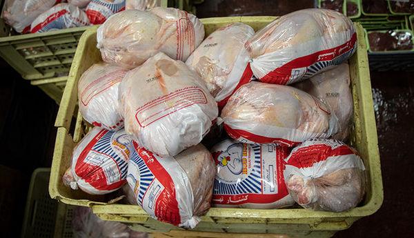 ایجاد تقاضای کاذب دربازار مرغ اصفهان/هرشب ۵۴۰ تن مرغ تولید میشود