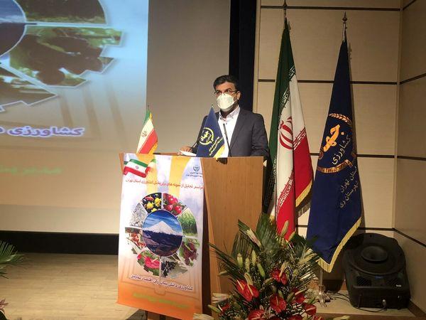 حذف بروکراسی های اضافی در مسیر کشاورزان، مهمترین برنامه در استان تهران