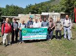 پیمایش جنگلهای ارسباران  ـ پیرداود در منطقه ورزقان توسط گروه کوهنوردی سازمان جهادکشاورزی آذربایجان شرقی
