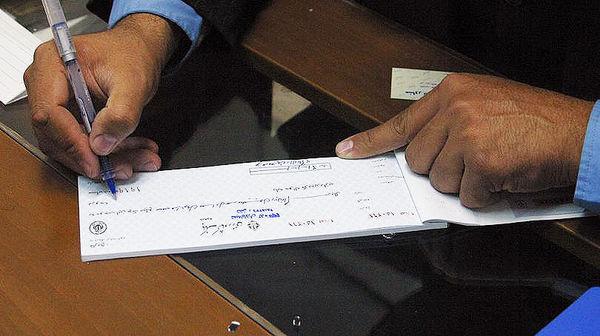 تصویب کلیات طرح اصلاح قانون صدور چک