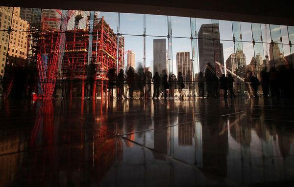 ساخت برج جدید تجارت جهانی در نیویورک