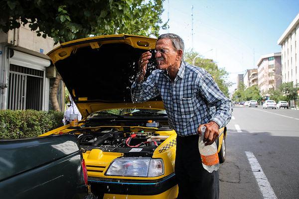 تهران دوباره گرم میشود