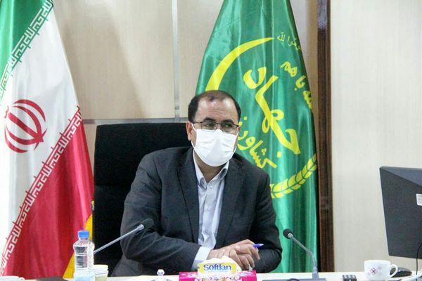 """ن ثبت بیش از ۸۵ درصد از اراضی کشاورزی استان لرستا """"سامانه سیاک"""""""